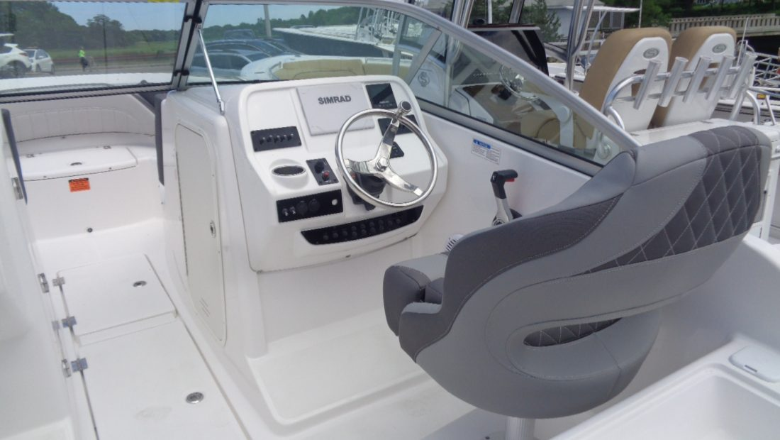 starboard side 2300 DC