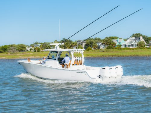 Sportsman Boats 352