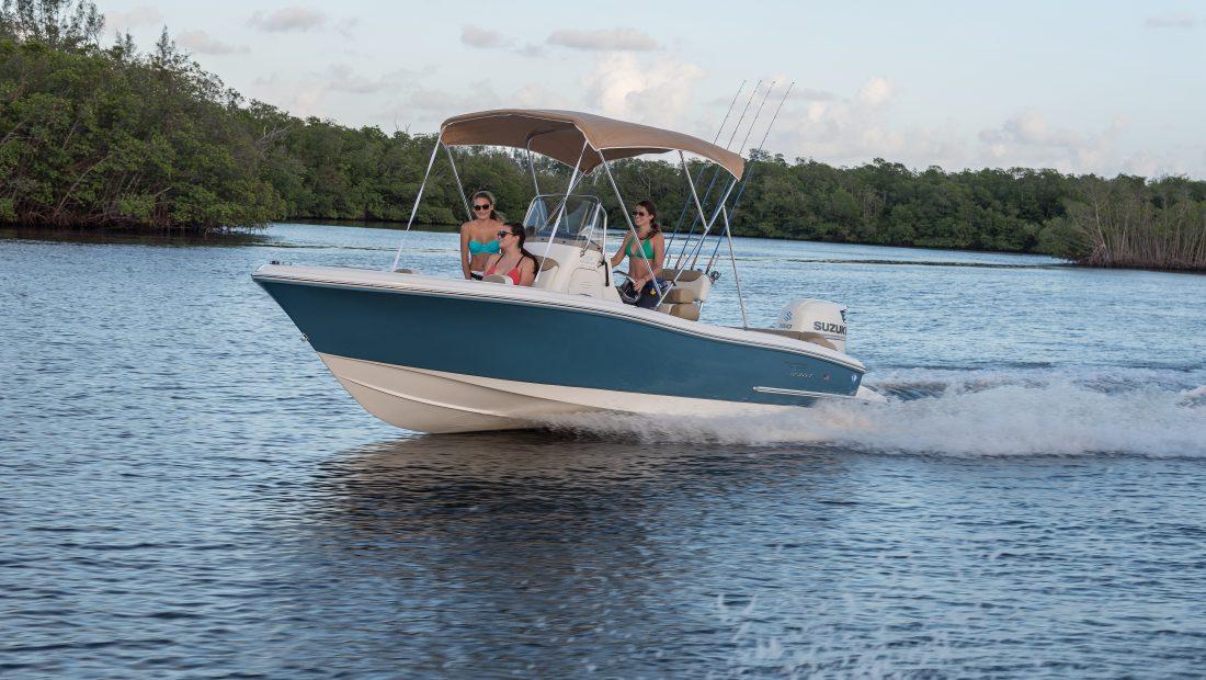 Pioneer Boats 202