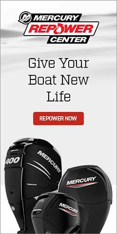 Mercury outboard repower promo
