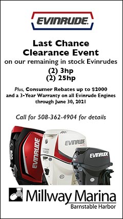 Evinrude outboards last chance clearance sale