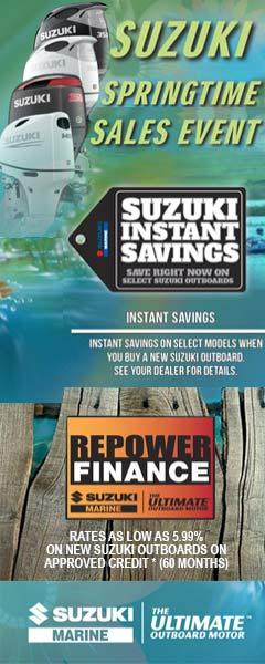 suzuki outboard spring promotion